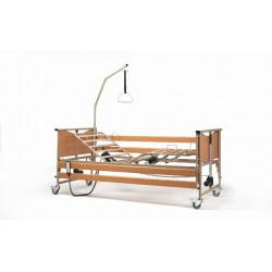 Łóżko drewniane używane