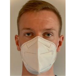 Maska FFP2 z zaworkiem