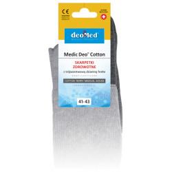 Skarpetki Medic Deo Cotton