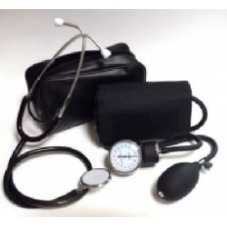 Ciśnieniomierz ze stetoskopem