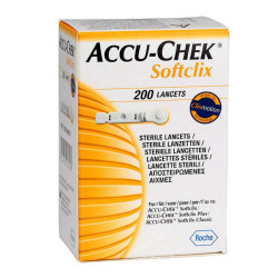 Lancety Accu Chek