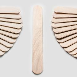 Szpatułki drewniane